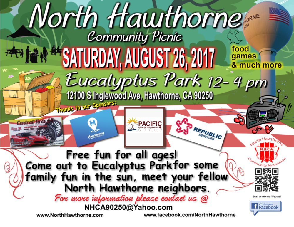 North Hawthorne Community Picnic