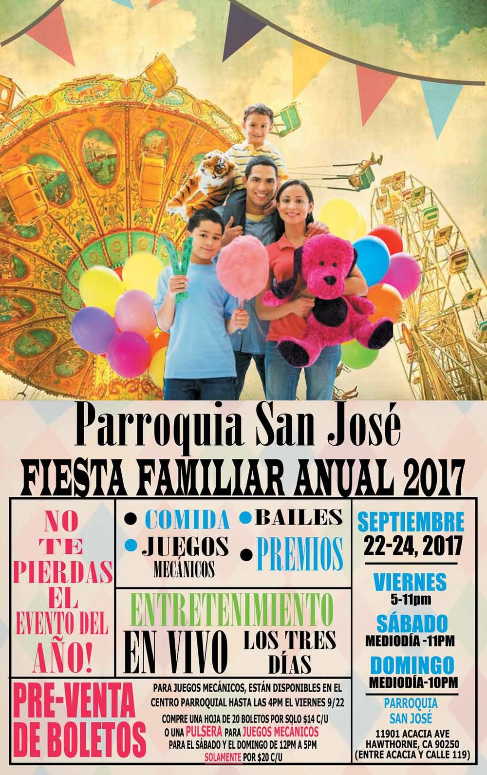 St Joseph Family Fiesta - page 2