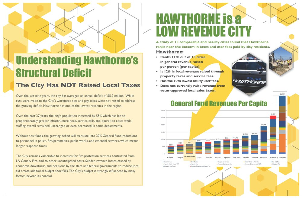 Hawthorne Ballot Initiative - Page 2
