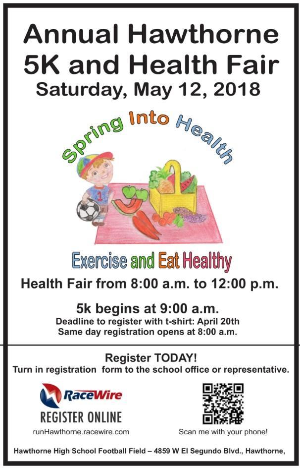 5k & Health Fair
