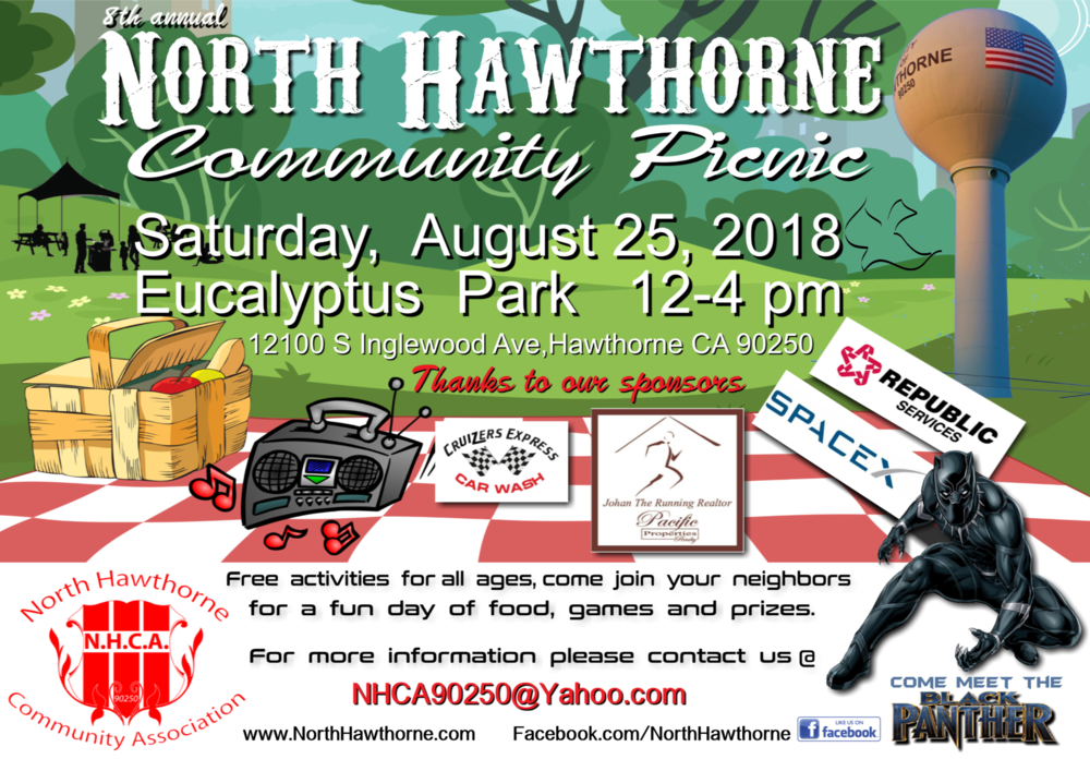 North Hawthorne Community Picnic