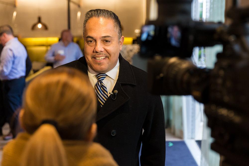 Mayor Alex Vargas