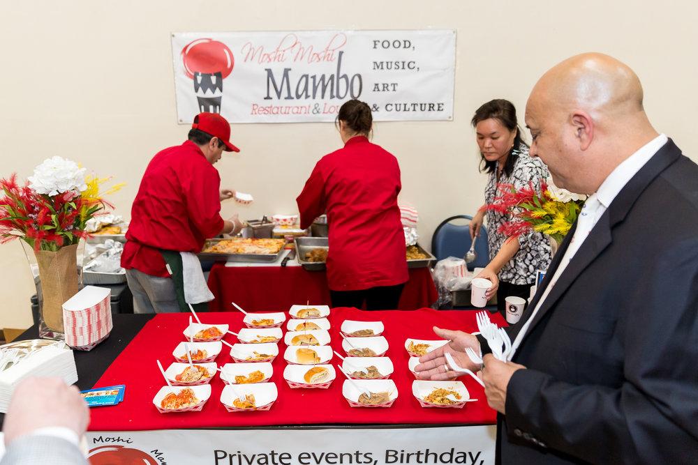 Mambo Restaraunt catering