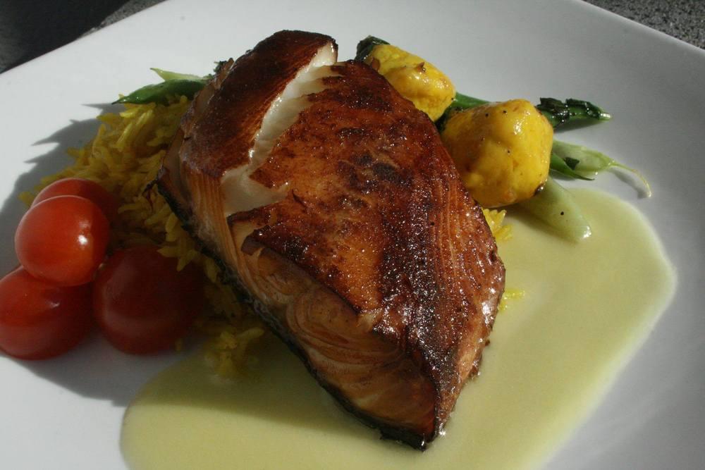 Alderwood Smoked Alaskan Black Cod, Ponti Seafood Grill