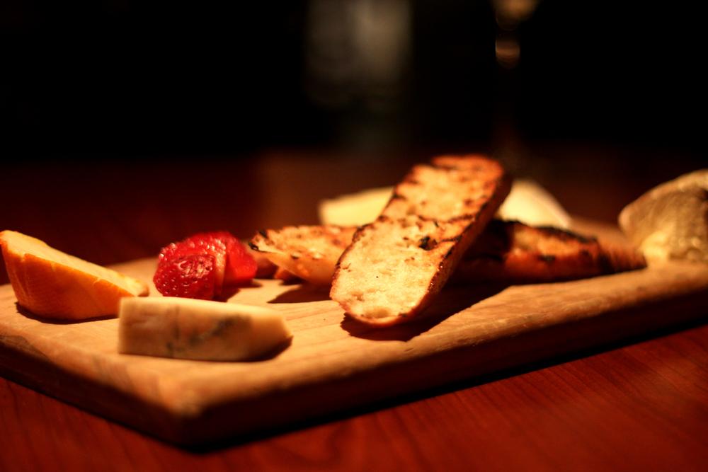 Premium Artisan Cheese Plate