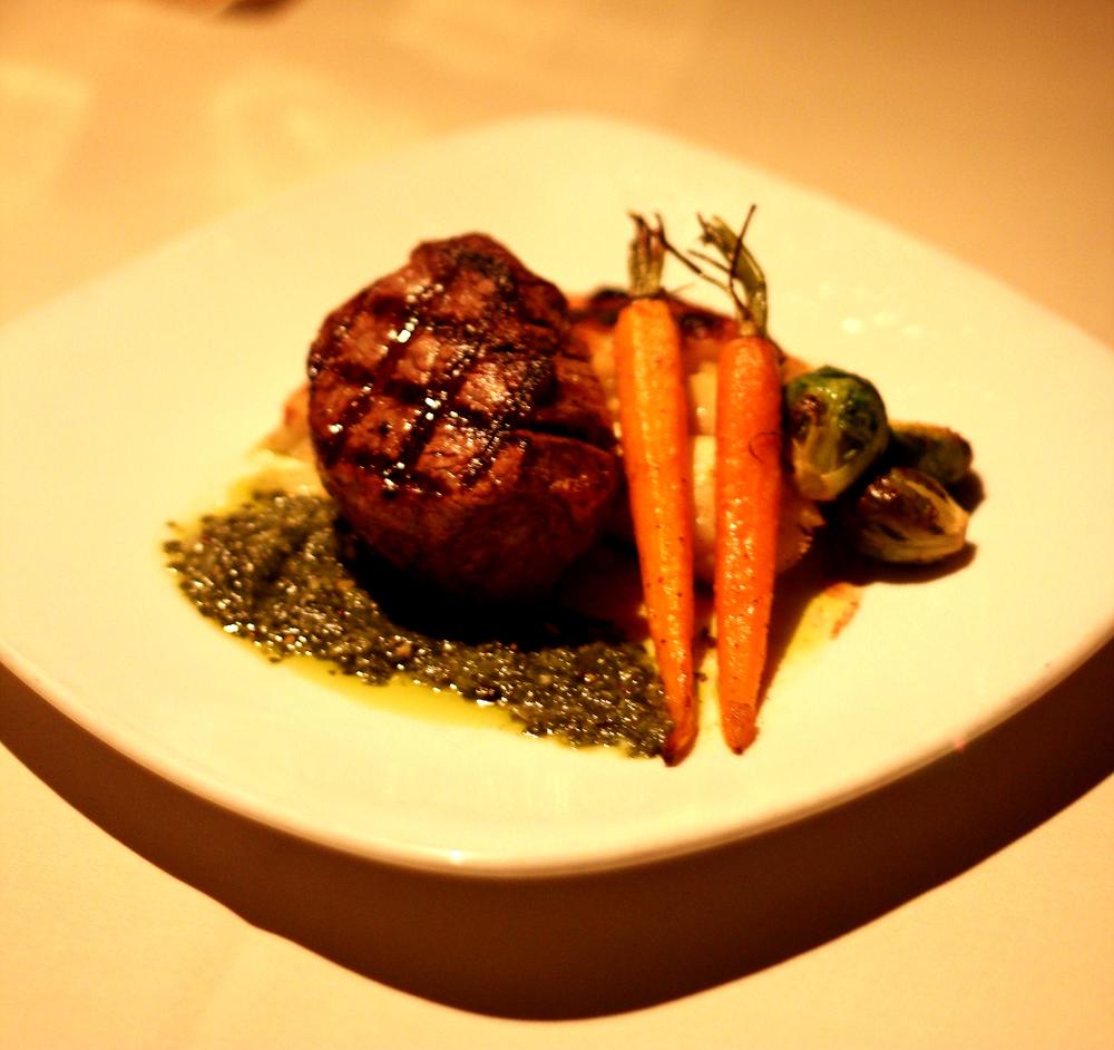 Chairman's Reserve Grilled Beef Tenderloin