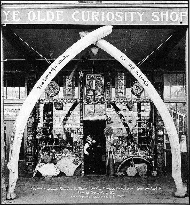 ye olde curiousity shop