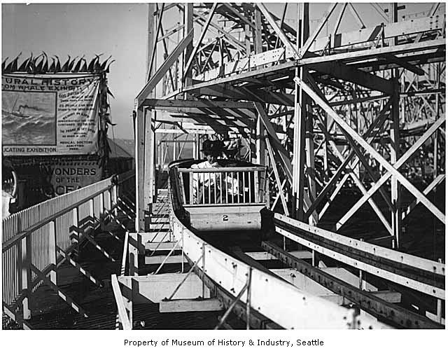 Luna Park Coaster
