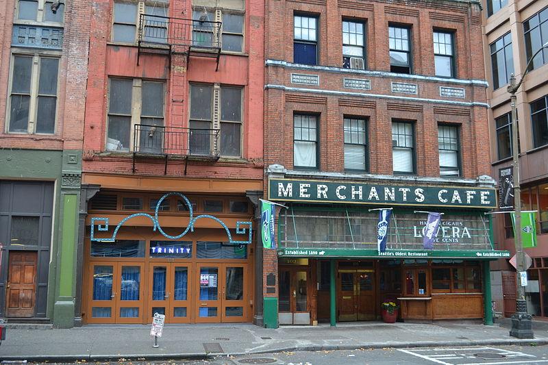Merchants Cafe Now