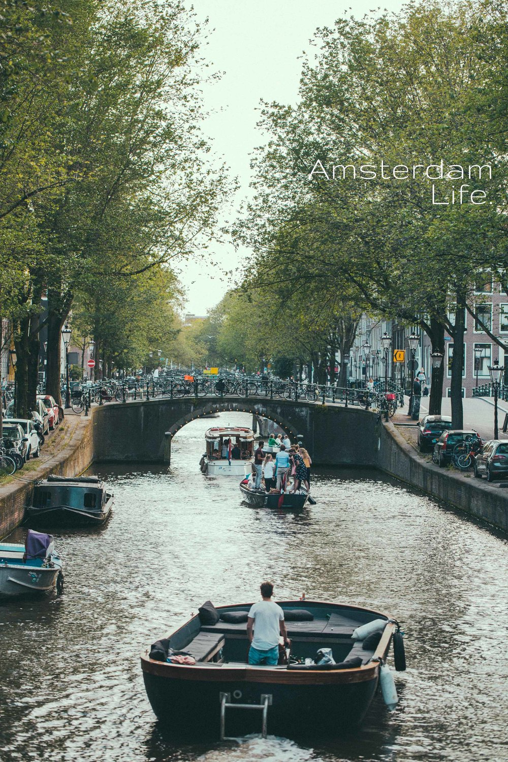Amsterdam Life. - It is so easy to like Amsterdam. One day in and I can imagine myself living in the city (which inspires the title of this chapter). This series chronicles a couple of days in the city.Click on image to enter.