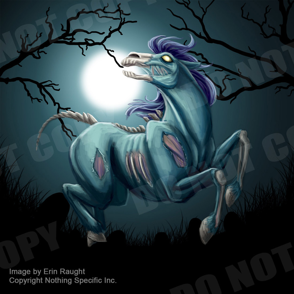 7469 - Undead Horse - Zombie Stallion Steed Halloween.jpg