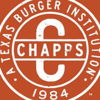 Chapps Burgers Branding