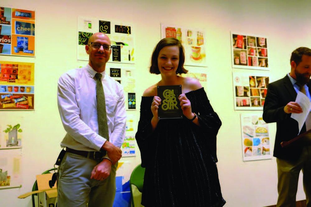 Launch Scholarship winner Mycaela Erben