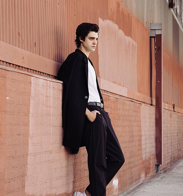 @dusty.marjutuotila coat featured on Mikeystyle.com 🌱