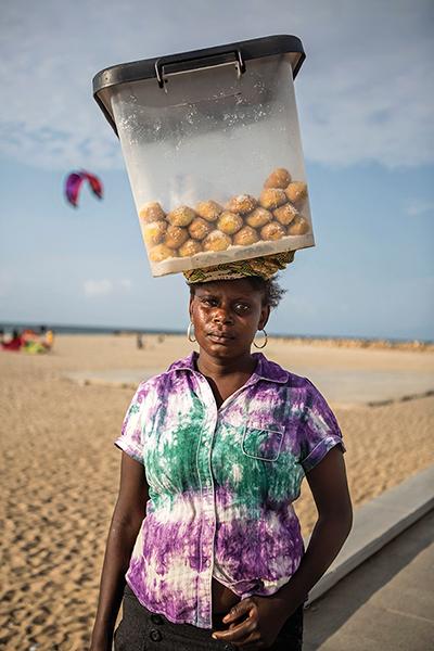 Angolan Woman