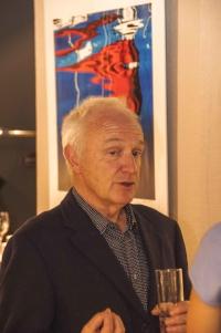 Ralph Kerle, artist/kayaker/writer