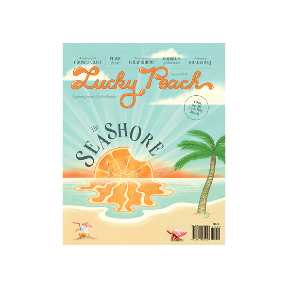 Lucky Peach, USA