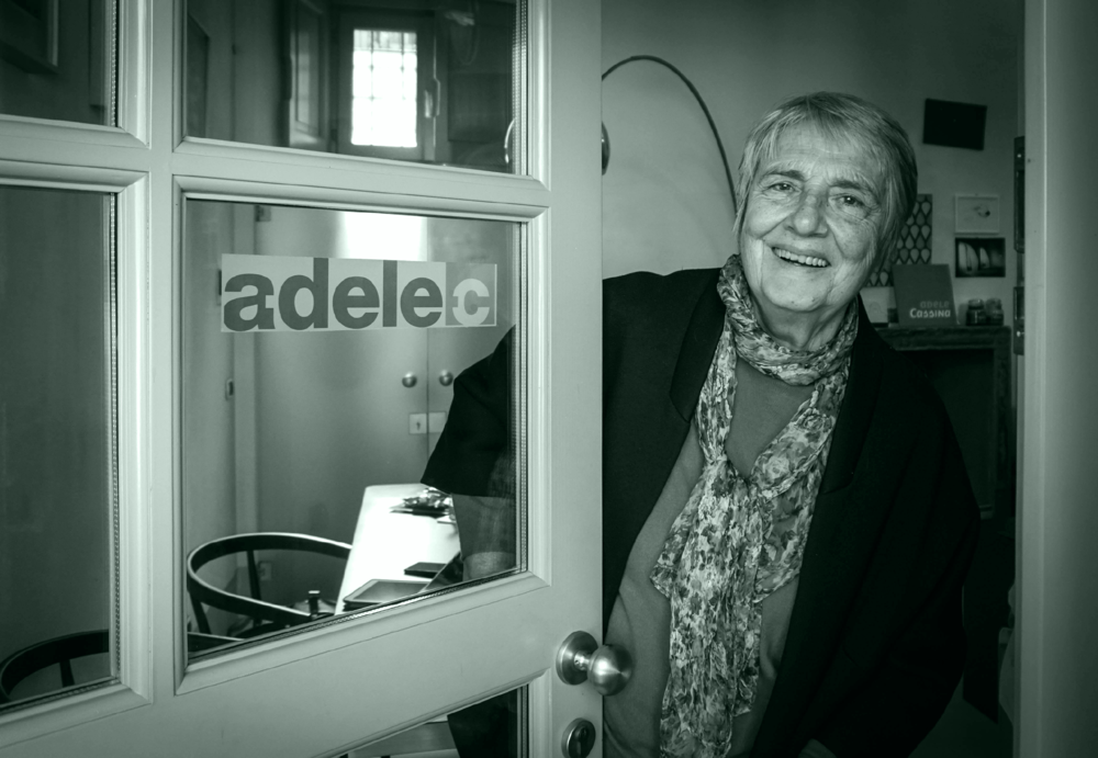 Adele Cassina - entrepreneur and designer