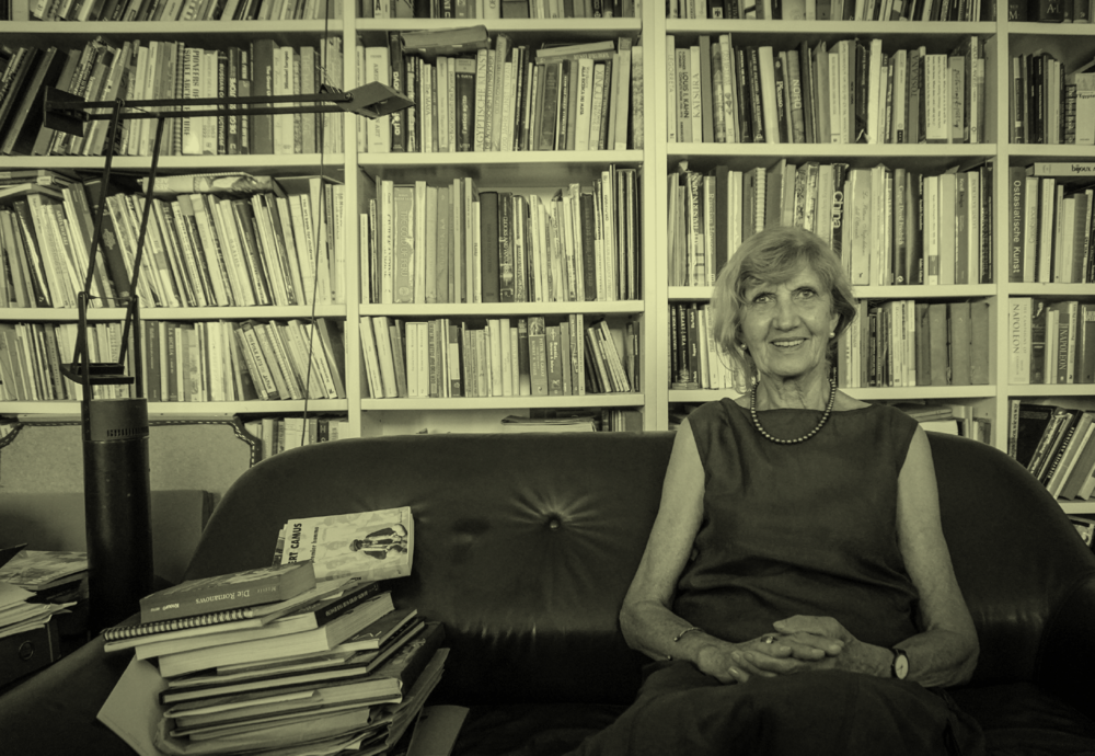 Dorit Sapper - curator, Richard Sapper Archives