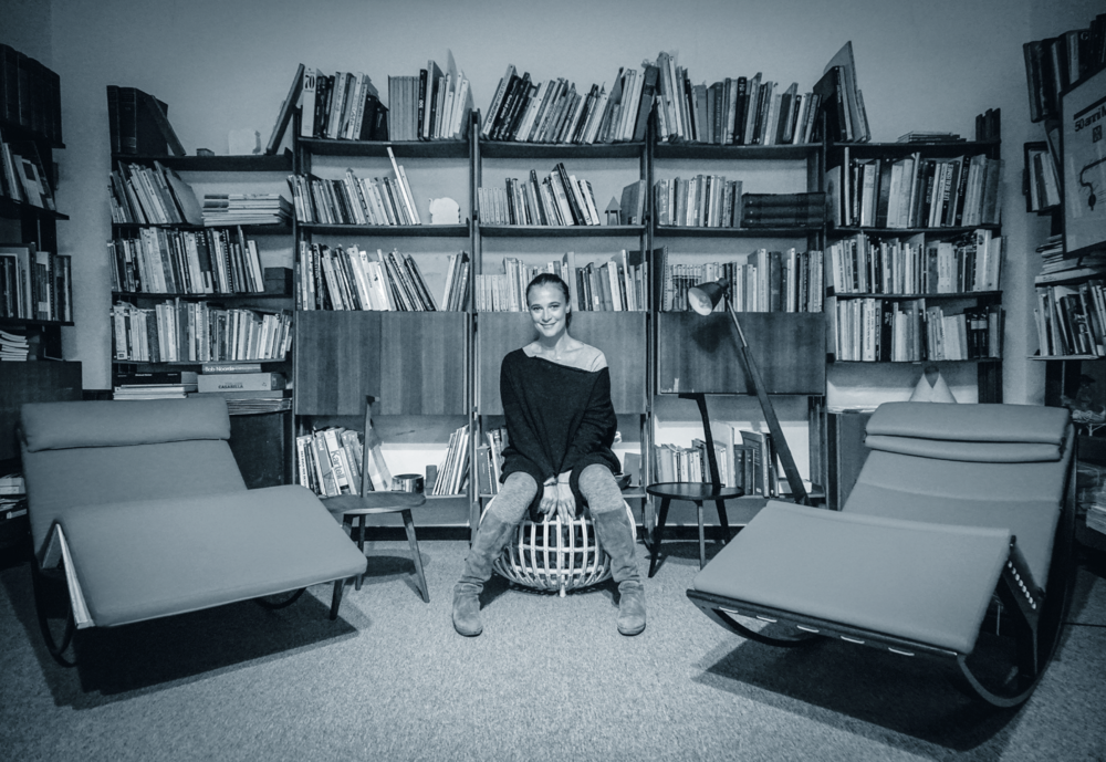 Paola Albini - curator at Fondazione Franco Albini