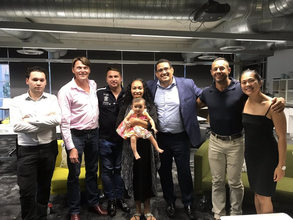 Barayamal Founders Meet up at QUT - Nov 2017