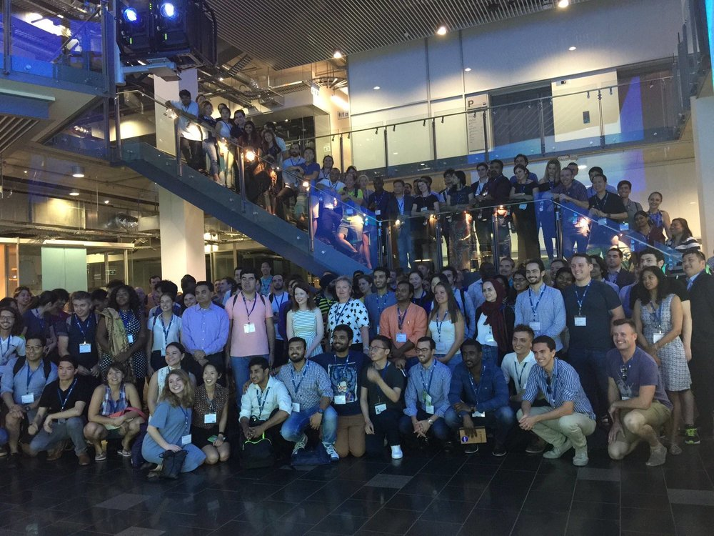 2018 MIT Bootcamp family - QUT, Brisbane, Australia 10-16 February 2018
