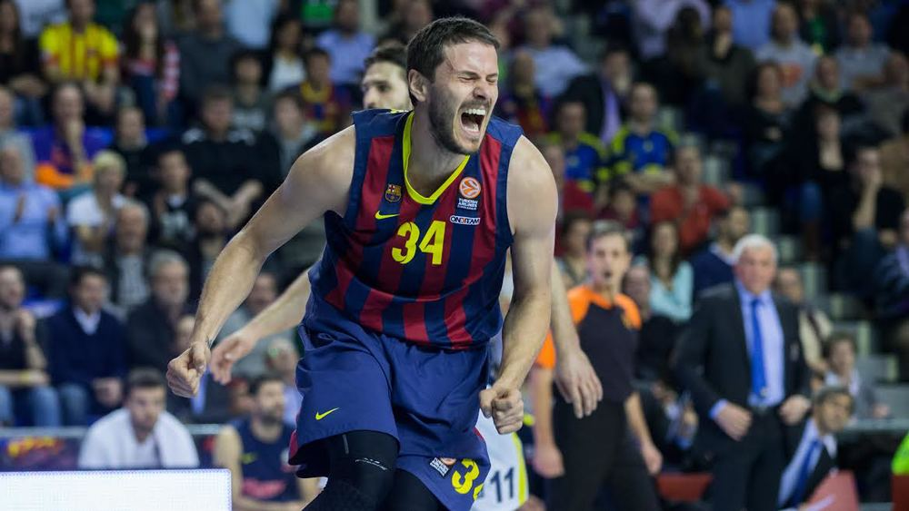 Barcelona had all the right answers for Panathinaikos tough defense.
