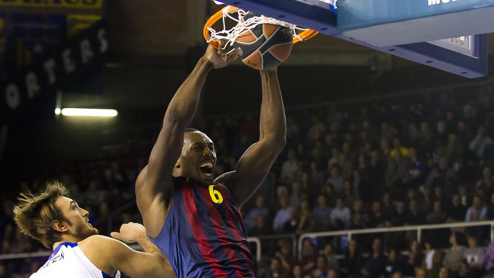 Barcelona od začetka prvnenstva stopnjuje formo.