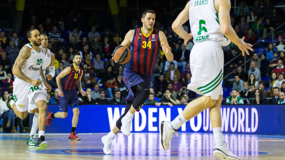 Boki and his teammates march towards Euroleague playoffs.