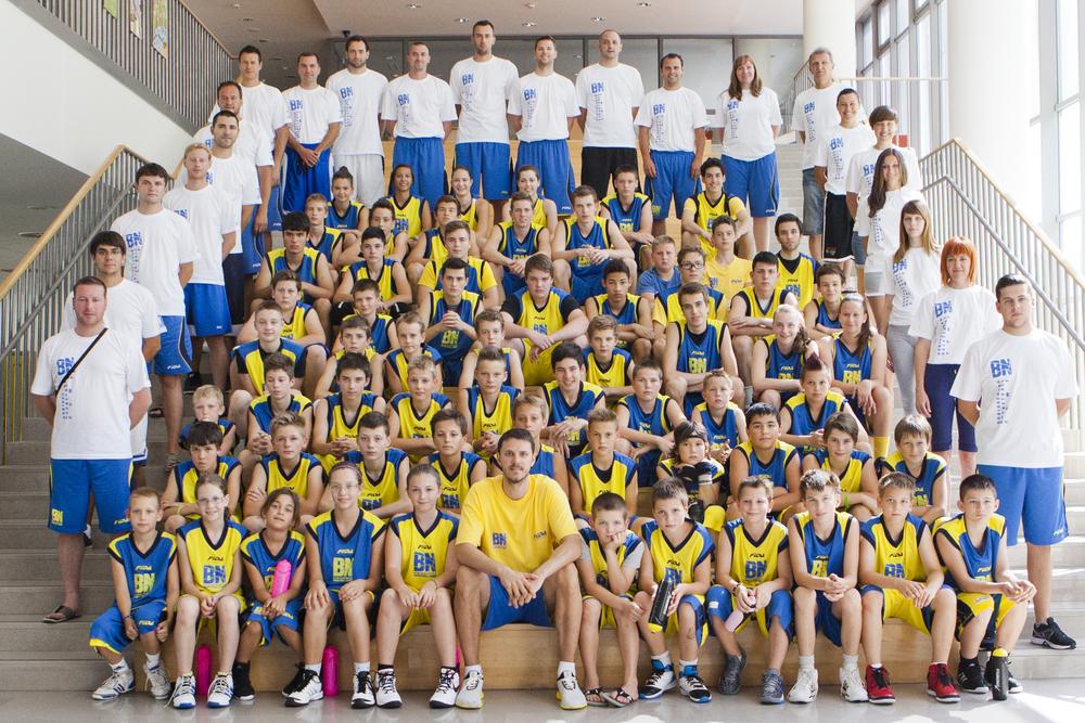 Letošnji Boki Nachbar Basketball Camp bo potekal od 7.7. - 13.7.