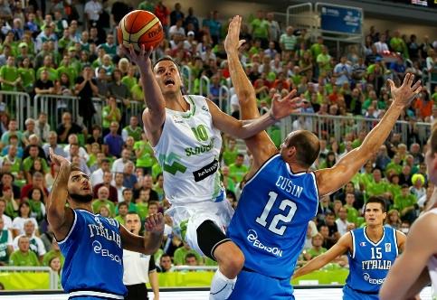 Foto: Fiba.com (Eurobasket/2013)