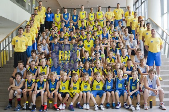 Boki Nachbar Basketball Camp 2014