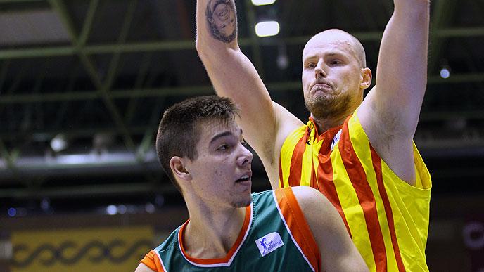 Igralci Barcelone niso bili razpoloženi v 10. krogu lige ACB.