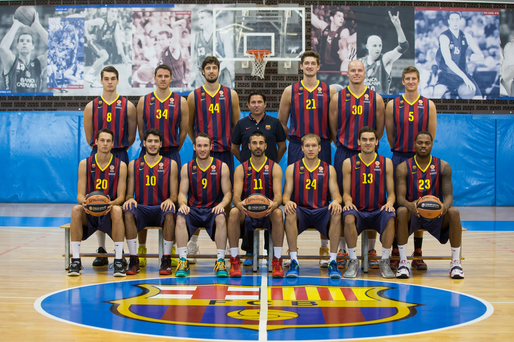 Barcelona has a lot of work to do, to improve their current position in ACB league.