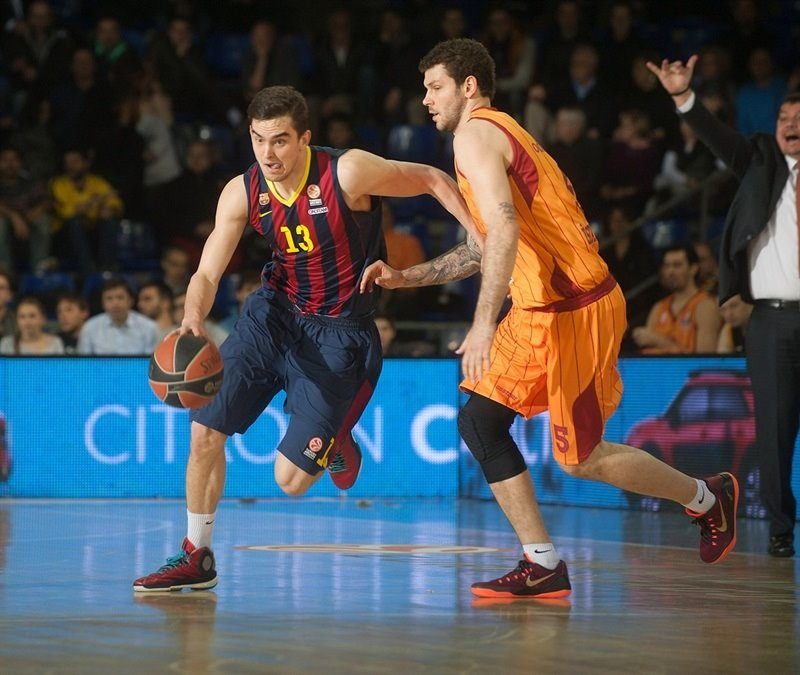 Barcelona will face Alba Berlin in round 8.