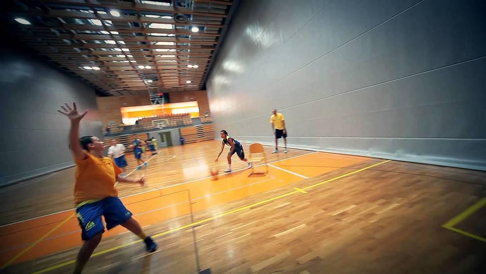 Priprave za Bokijev košarkarski kamp potekajo po načrtu.