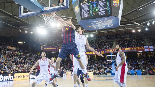 Barcelona je še vedno v lovu za 2. mesto v skupini.