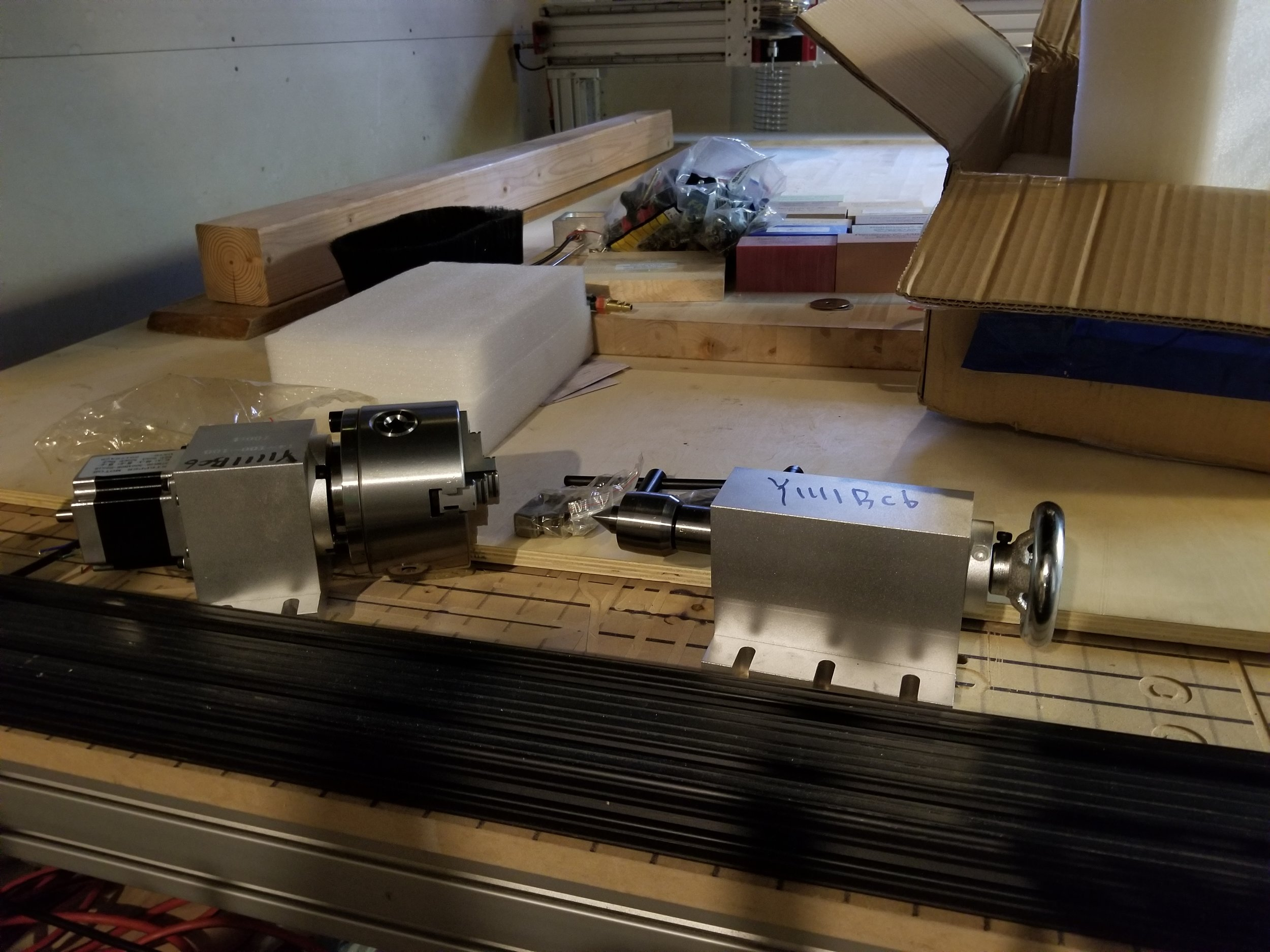 4th Axis Calculating Settings and Changing the Post