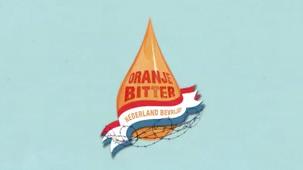 Oranje Bitter: videowall for exhibition