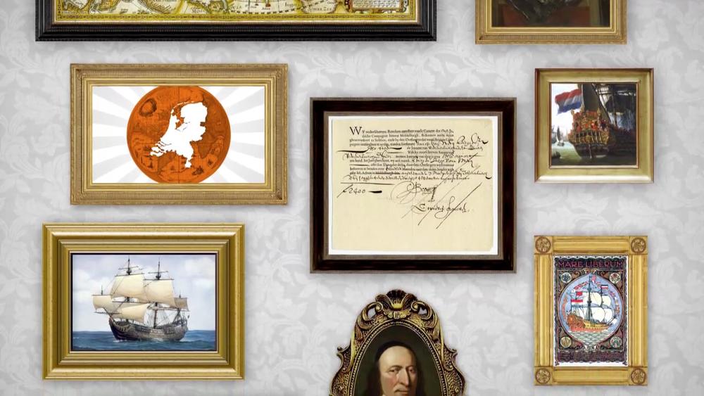 Dutch Masters - Energising the Future  - Een animatie-drieluik ter begeleiding van een presentatie gegeven door de minister van Economische Zaken, tijdens het World Petroleum Congres.