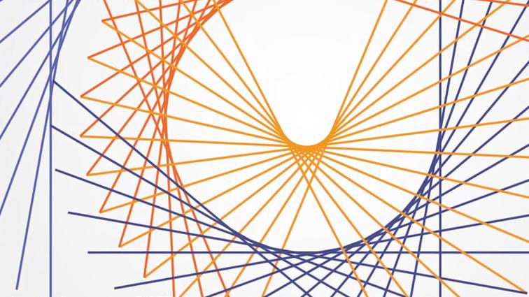 Vellekoop & Meesters  - Screensaver op basis van (de constructie van) het logo.