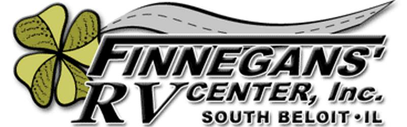 Finnegans' RV Center - South Beloit, IL     1-800-383-CAMP (2267)  www.finnrv.com