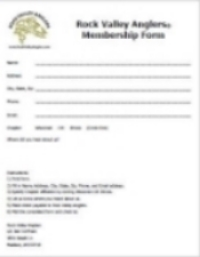 RVA Membership Form