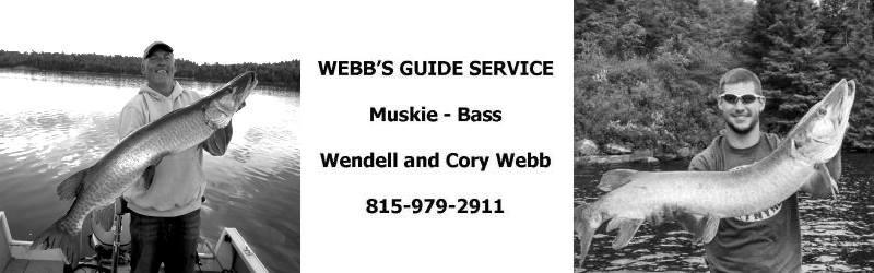 Webb's Guide Service - Rockford, IL 815-979-2911,  wwebb@ppg.com   www.FB.com/WebbsGuideService