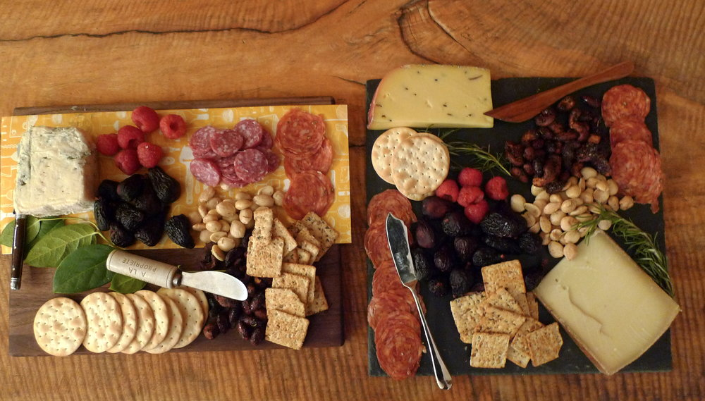 Marisa Olsen-GirlLovesFood-cheese plate