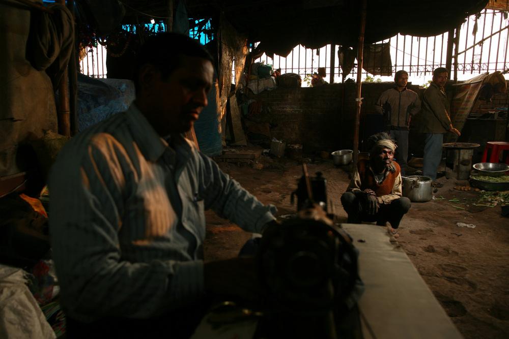 New Delhi Beggar