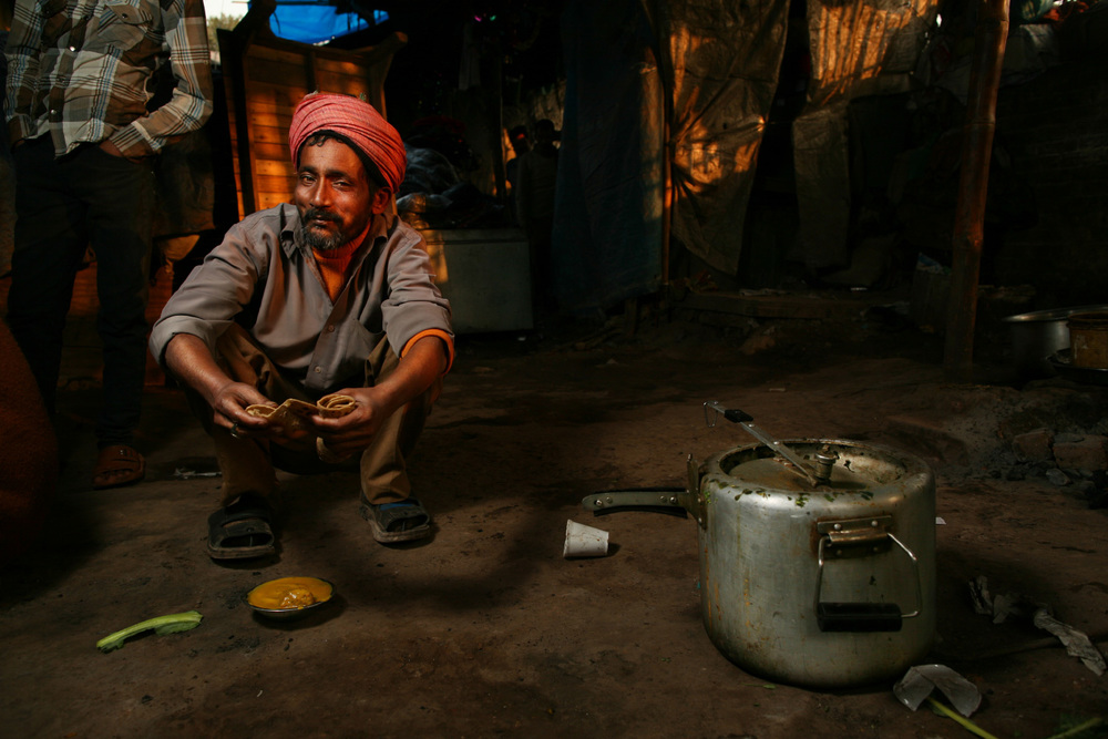 New Delhi Beggar 2