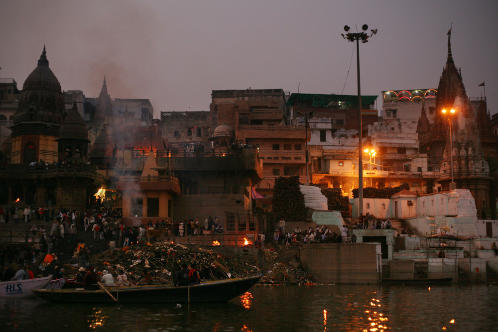 Burning Ghat