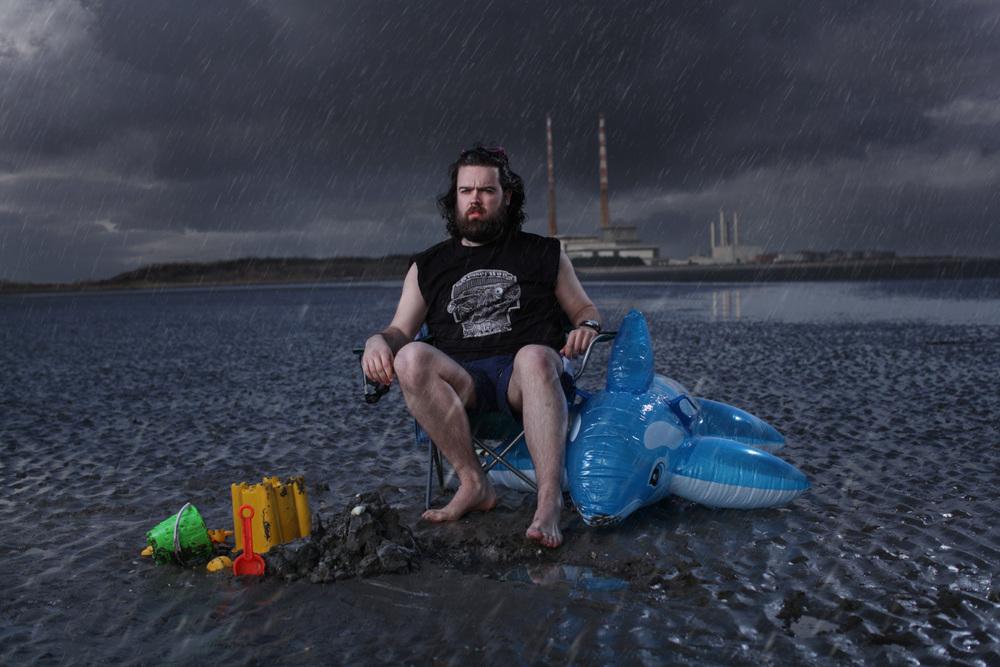 A Dublin Beach Day