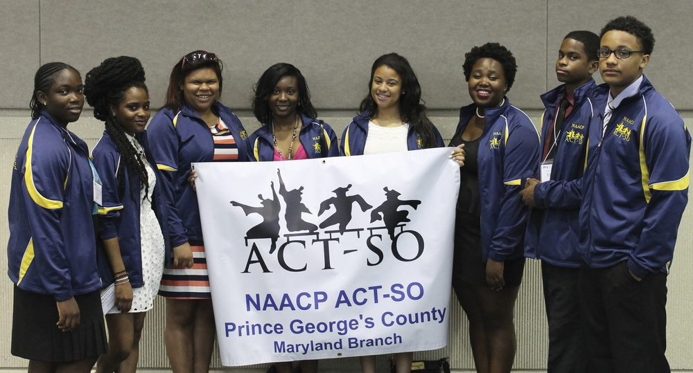 2013 National ACT-SO Competition Orlando, Florida